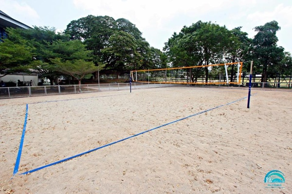 สนามวอลเลย์บอลชายหาด